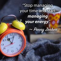 Time vs. Energy
