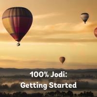 100% Jodi: Getting Started
