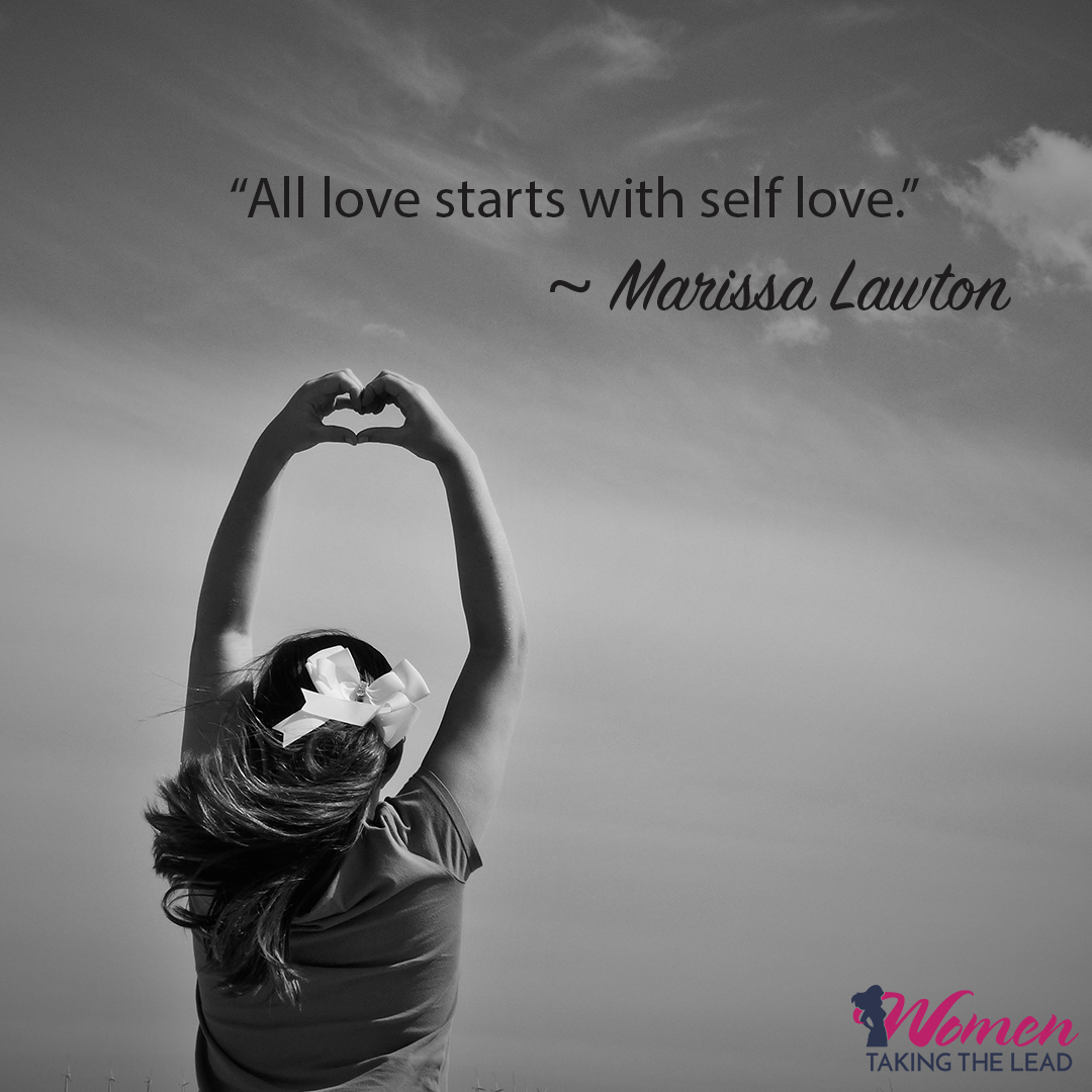 All love starts with self love