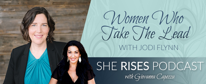 She Rises Podcast