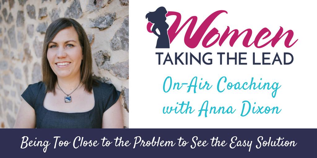 On Air Coaching Anna Dixon